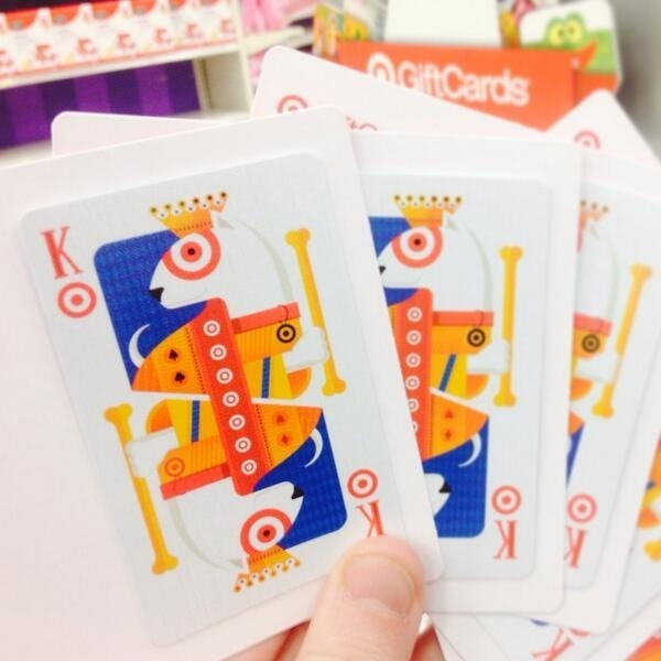 Target Gift Cards - Tom Whalen #strong #strongstuff #card #gift #tom #target #whalen #stuff