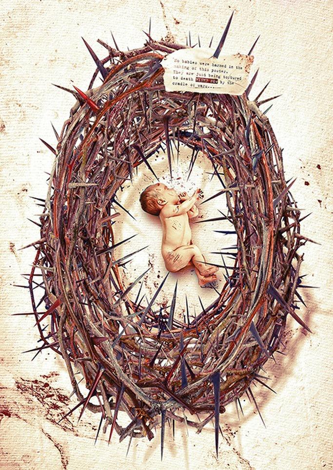 Cradle of Tortured Peace