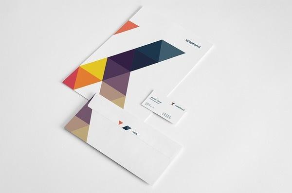 Trendgraphy #geometry #branding