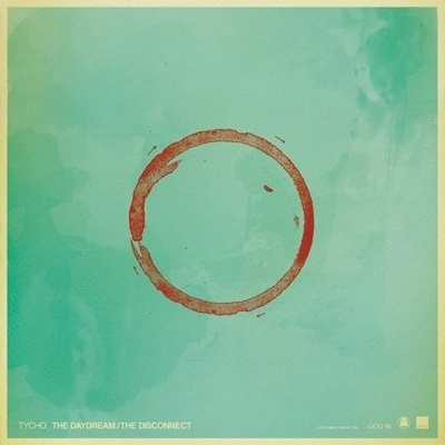 The Daydream/The Disconnect | Music | The Ghostly Store #tycho #design #graphic #cover #cd