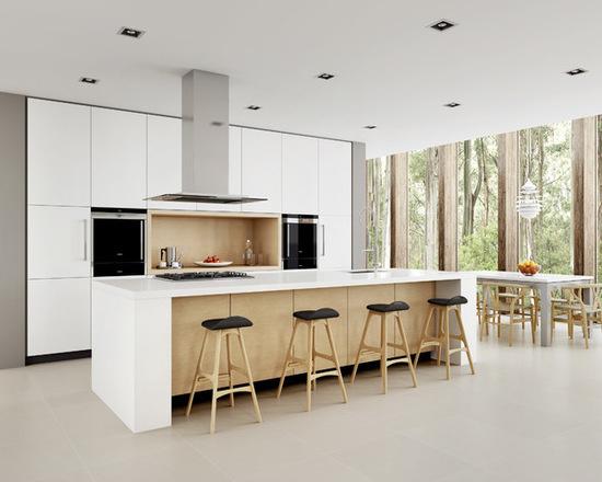 Scandinavian Kitchen Design Ideas & Remodel Pictures | Houzz