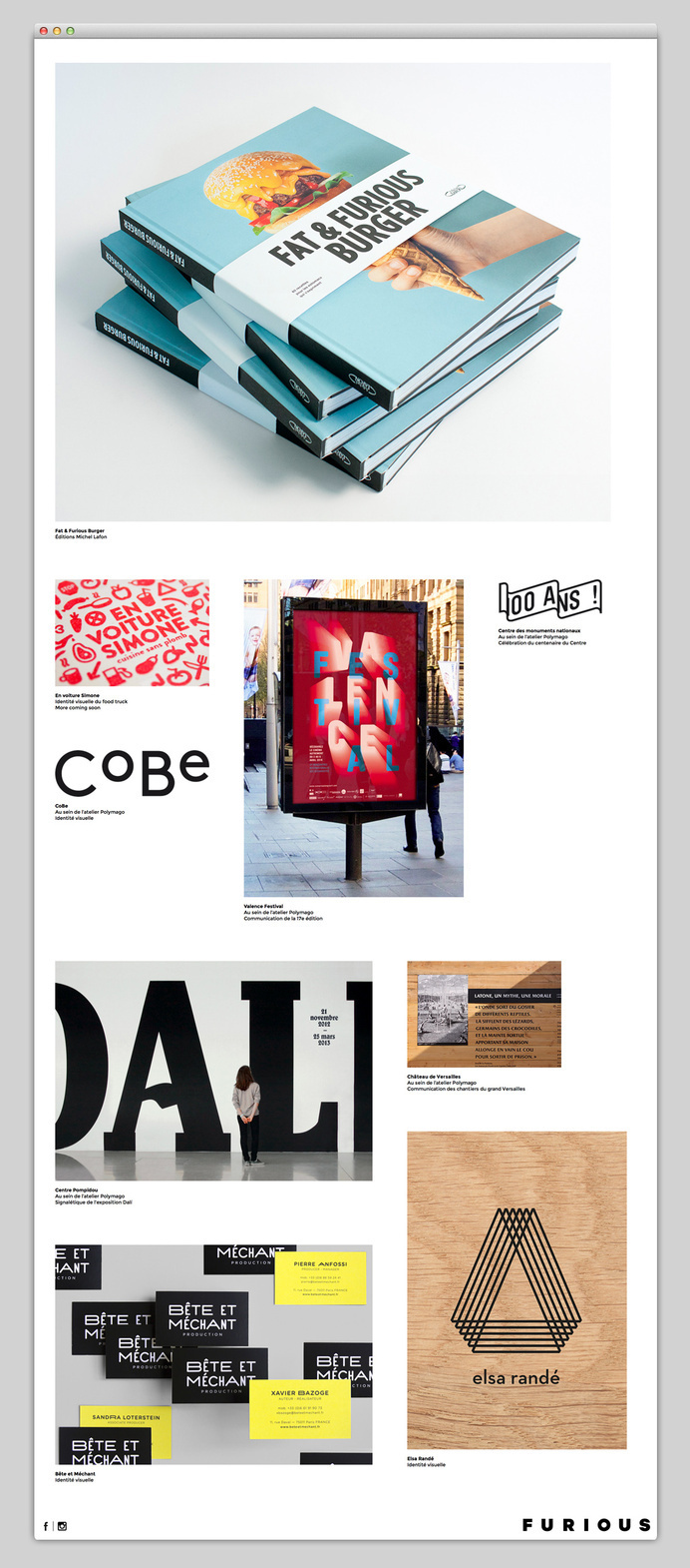 Websites We Love — Showcasing The Best in Web Design #agency #design #best #website #ui #minimal #webdesign #web #typography