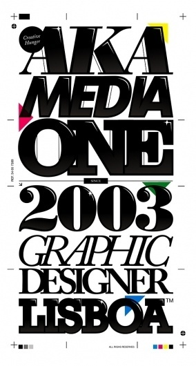 André Beato #serif #poster #typography
