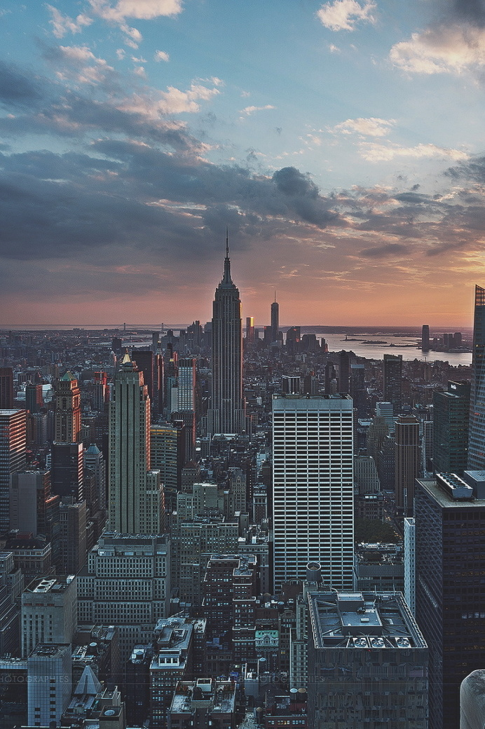 Top of the Rock – NYC