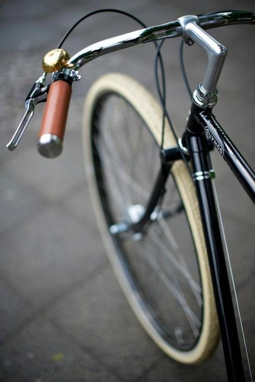 Drop Anchors #bicycle #handle #bars #leather #bike