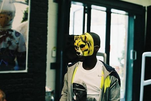 misterlego: more work #mask #tiger #bntl #tshirt