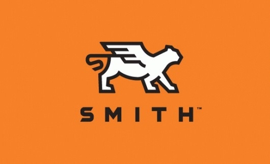 Winged Tiger on the Loose - Brand New #smith #brand #logo #tiger #new