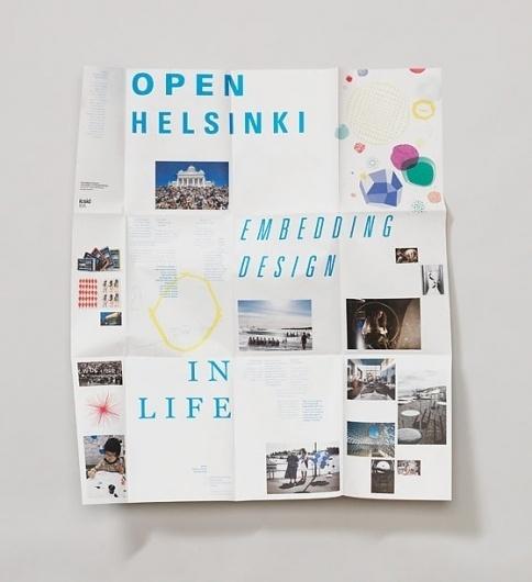 Kokoro & Moi | World Design Capital Helsinki 2012 #helsinki #design #poster