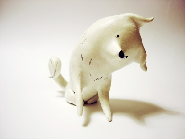 Spirit_Dog.jpg (JPEG Image, 600×450 pixels) #bloeg #jules #character #sculpt