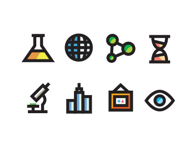 Icons by Greg Christman #icon #icondesign #picto #bold #symbol #iconography