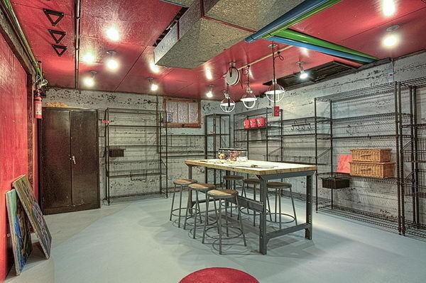best interior basement ceiling design 20 images on designspiration rh designspiration net
