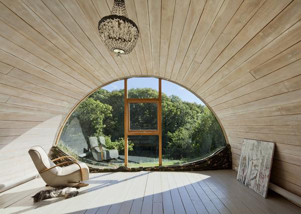Hawthbush extension by Mole Architects #interior