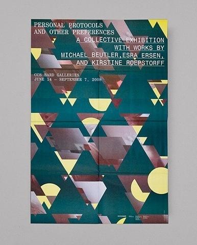 FFFFOUND! #print #poster