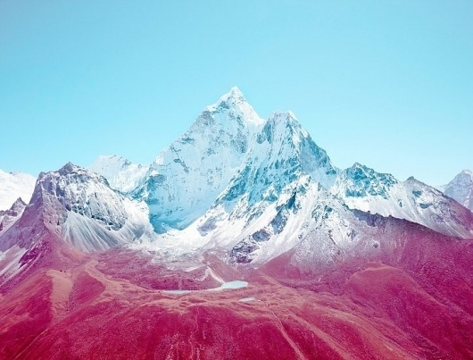 FormFiftyFive – Design inspiration from around the world » Blog Archive » Nick Meek #mountain #photography #landscape