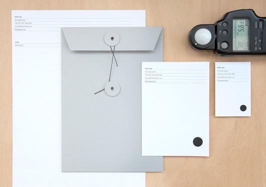 BERG Design for Print, Screen & the Environment #identity #berg #freytag #stationery