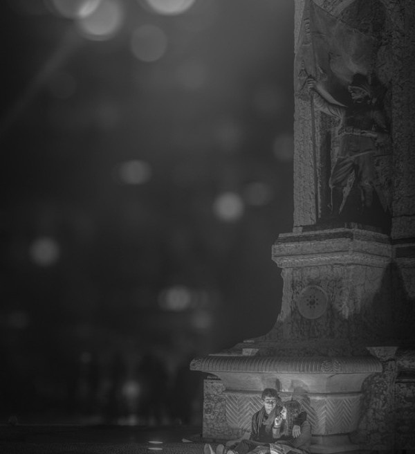 White Lies by Ali Sureyya Torun #inspiration #white #black #photography #and