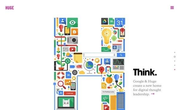 Medium #huge #digital #web