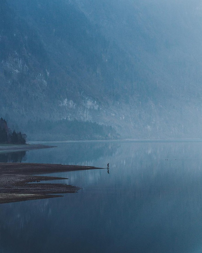 Moody Adventure and Landscape Photography by Silvan Schlegel