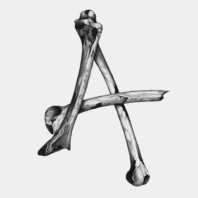A   #typography #alexandreruda #a