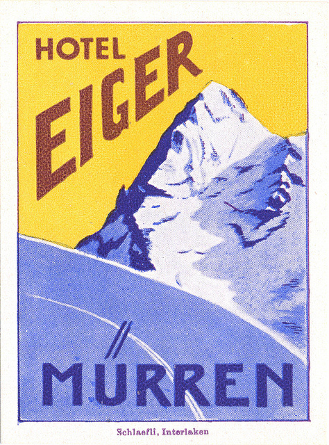 luggage label #eiger #luggage #label