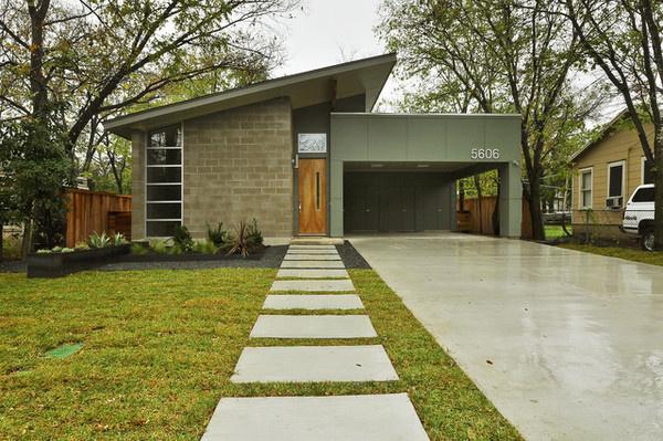 5606 Jeff Davis Street modern exterior #modern