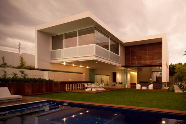 Outdoor Mexico House #architecture