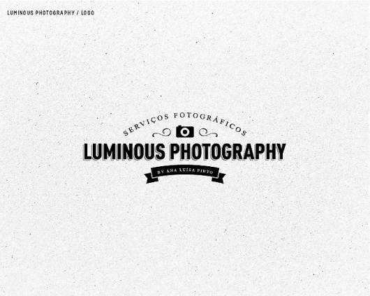 Luminous Photography Logo - WRMSNFCTD | Creative Contagion