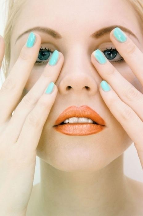 Victoria's Secret #nails #fancy