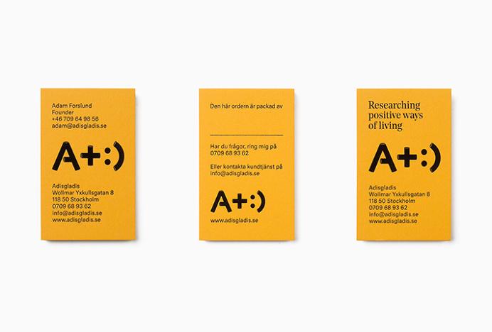 Adisgladis by Bedow #print #business card #branding #graphic design