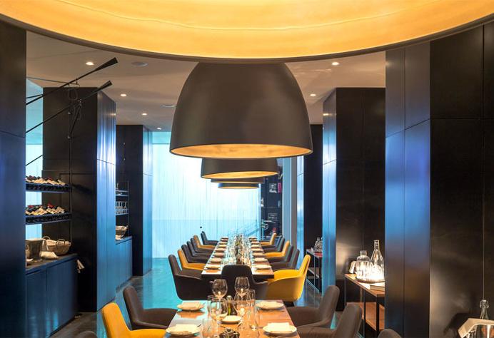 Dynamic Space for Contemporary Art – Art'otel Amsterdam - #restaurant, restaurant, #hotel, hotel