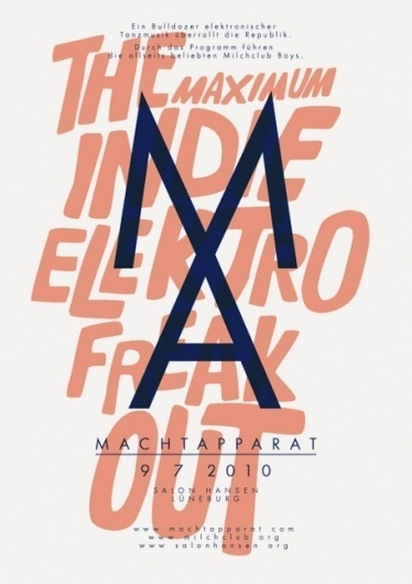 Falko Ohlmer #design #graphic #poster