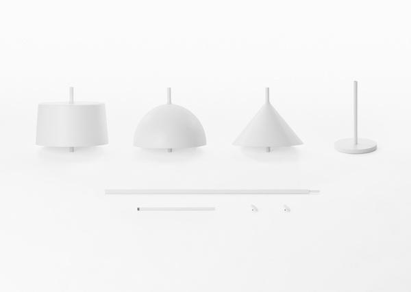 w132 by Nendo #lighting #minimalist #light #minimal