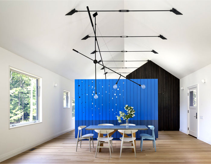 Countryside Home by O'Neill Rose Architects - #decor, #interior, #home