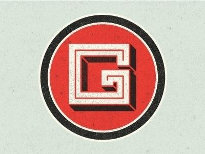 Dribbble - G is for Graham by Zach Graham #zach #dribbble #graham