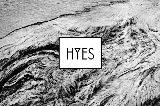 • HYES studio : JEFF PAG / Graphic design • Photo • Illustration #fashion #logo #design #material