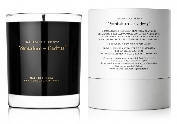 SATURDAYS #packaging #candle