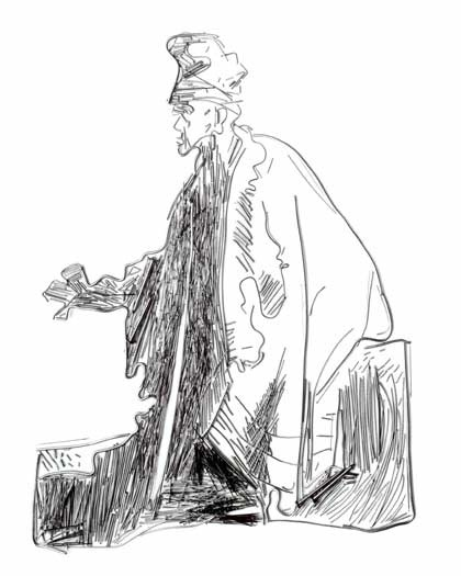 CABINET // Beggars