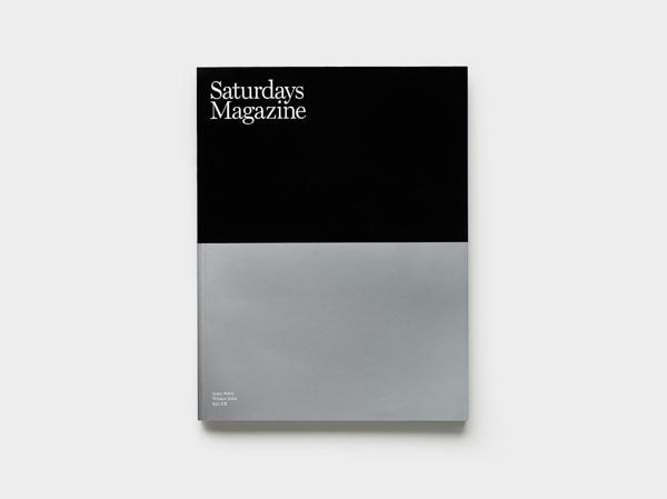 Saturdays Magazine #cover #editorial #magazine