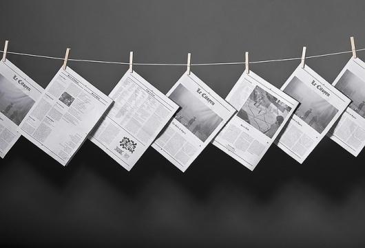 Bunch #print #publication