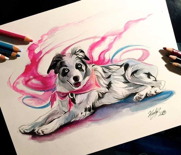 colored pencil drawing art by katy lipscomb pencil art drawing art pencil drawing
