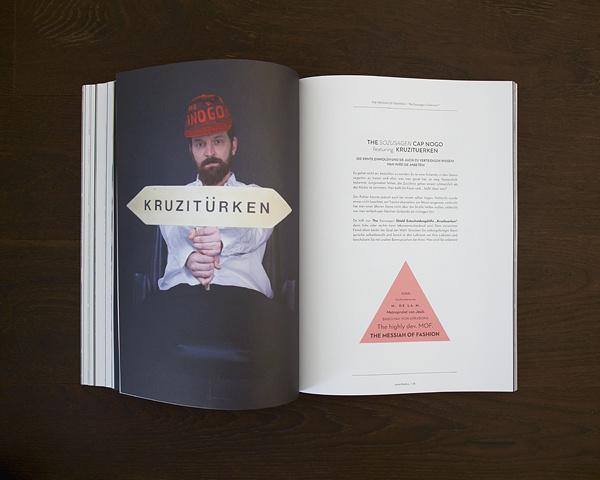 Magazine Layout Inspiration 48 #layout #magazine