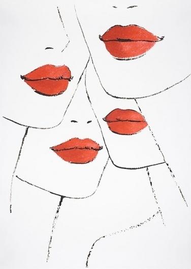 Jason Brooks Fashion Illustration – Illustration inspiration on MONOmoda