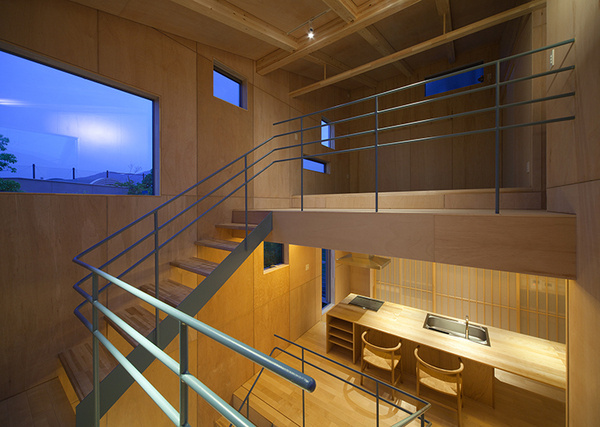http://leibal.com/interiors/residential/house-20/ #modern #design #minimalism #minimal #leibal #minimalist