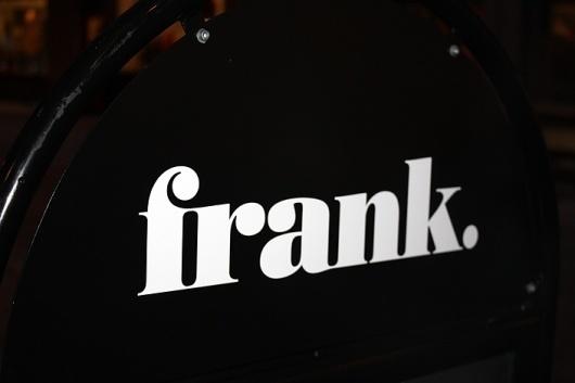 Grafisk formgivare Anders Bollman- Frank #logotype #anders #serif #bollman #frank