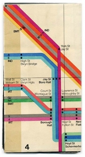 1972abcl.jpg (365×673) #subway #vintage #map