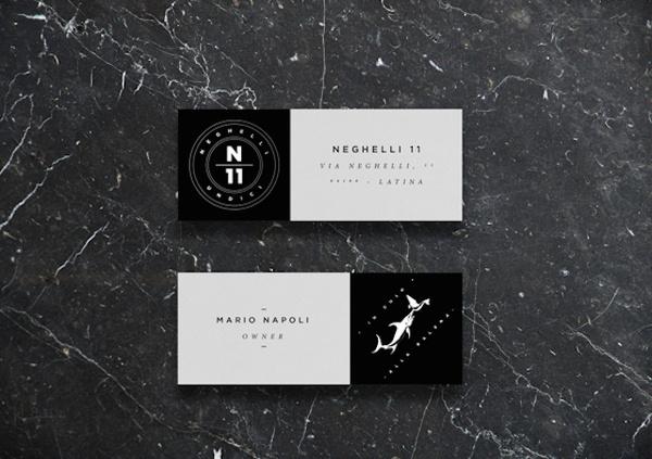 Neghelli 11 by Roberta Farese 11 #design #graphic #identity #typography