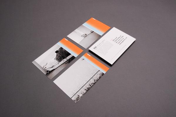 DUAL #exhibition #postcard #design #graphic