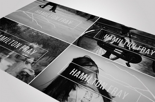 Graphic-ExchanGE - a selection of graphic projects #hamilton #business #card #print #design #fray