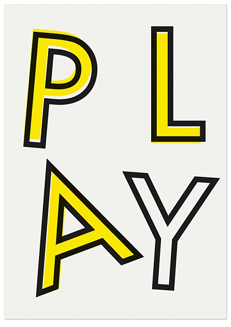 Play #design #graphic #play