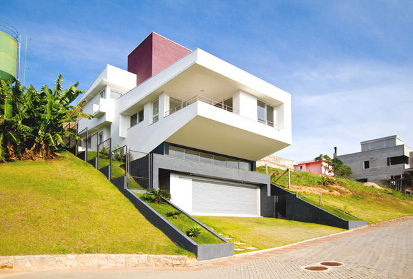 DLW House Architecture